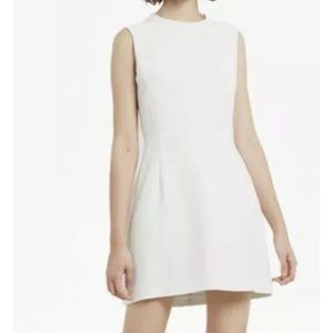 French Connection Whisper High Neck dress 6 new